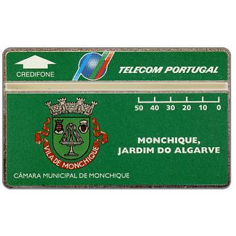 Telecom Portugal - C.M.Monchique, code 309A, 50 units