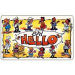 Phonecard for sale: Telkom - Say Hello, Make that call, R10