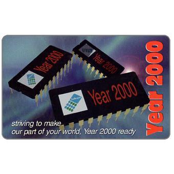 Telkom - Year 2000, R20