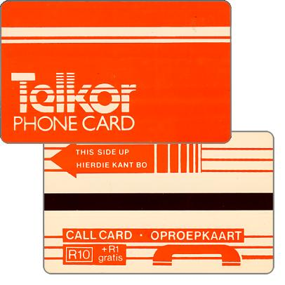 Phonecard for sale: Telkor - Test card, without PT logo, R10