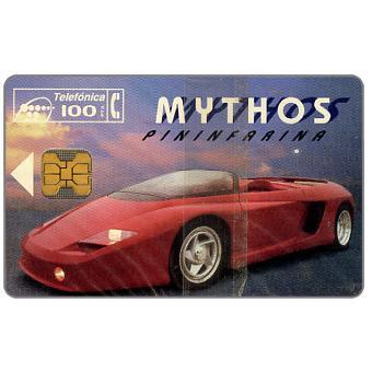 Mythos Pininfarina, 100 pta