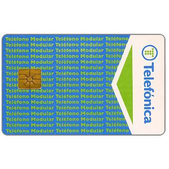Phonecard for sale: Test card, Tarjeta exclusiva para pruebas,