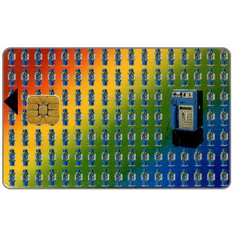 Phonecard for sale: Test card, Telefono Modular - Tarjeta de mantenimento
