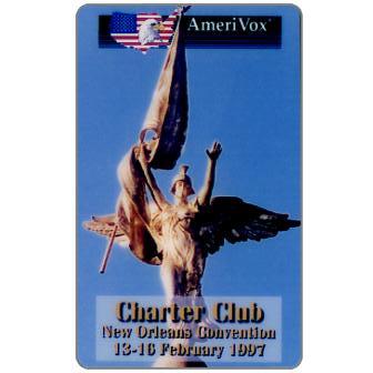 Amerivox - Charter Club, Lady Liberty, specimen