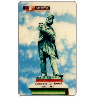 Amerivox - Giuseppe Garibaldi statue
