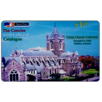 Phonecard for sale: Amerivox - The Concise Irish Callcard Catalogue, $1