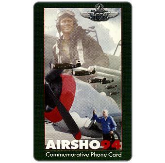 Teraco - Confederate Air Force - Airsho 94, specimen, $10