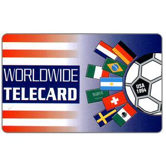 Phonecard for sale: Worldwide Telecard - USA 1994