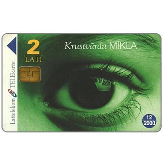 Phonecard for sale: Crosswords, 2 Lati