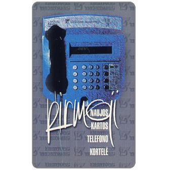 Cardphone, 100 units