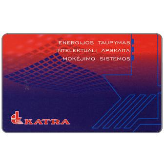 Phonecard for sale: Katra, 50 units