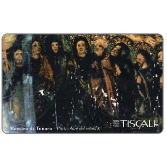 Phonecard for sale: Maestro di Tonara - Retablo, L.20000