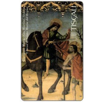 Phonecard for sale: G. Muru - San Martino, Ardara, L.20000