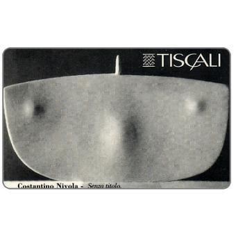 Phonecard for sale: C. Nivola - Senza titolo, L.20000