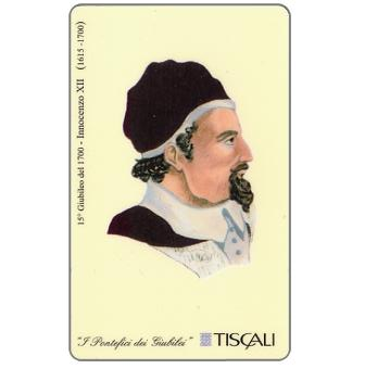 Phonecard for sale: 15° Giubileo 1700 - Innocenzo XII, L.10000