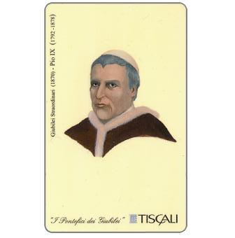 Phonecard for sale: Giubileo Straordinario 1870 - Pio IX, L.10000