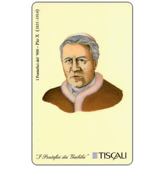 Phonecard for sale: Pontefici Del '900 - Pio X, L.10000