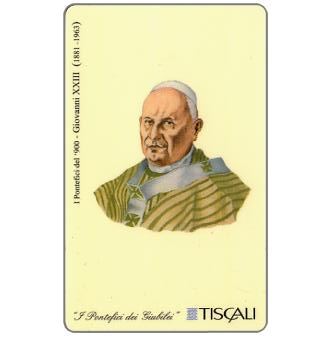 Phonecard for sale: Pontefici del '900 - Giovanni XXIII, L.10000