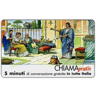 Personaggi n. 29 – Publio Virgilio Marone, 5 min.