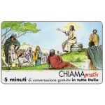 The Phonecard Shop: Personaggi n. 30 – Gesù, 5 min.