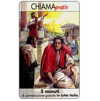 Personaggi n. 32 – Lucio Anneo Seneca, 5 min.