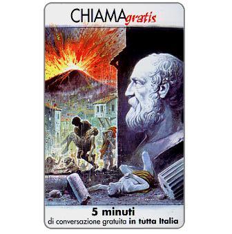 Personaggi n. 33 – Plinio Cecilio Secondo detto Il Vecchio, 5 min.