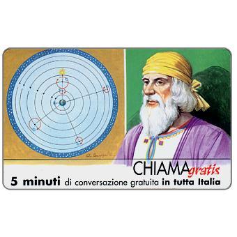 Personaggi n. 35 – Claudio Tolomeo, 5 min.
