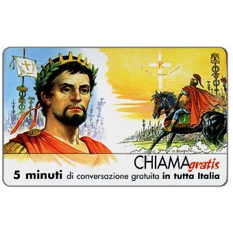 Personaggi n. 36 – Costantino Flavio Valerio, 5 min.