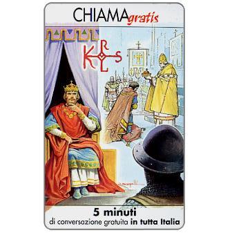 Personaggi n. 41 – Carlo Magno, 5 min.
