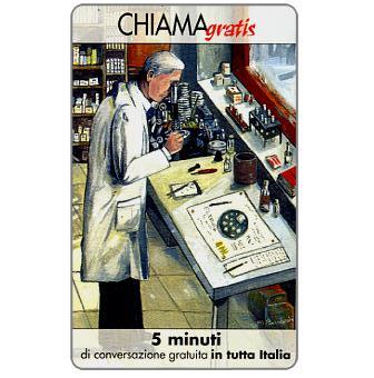 The Phonecard Shop: Personaggi n. 110 – Alexander Fleming, 5 min.