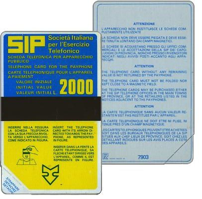 Sip, Sida 1, first group, 7903, L.2000