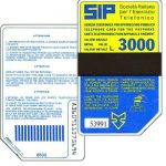 The Phonecard Shop: Sip, Sida 2, second group, 8503, L.3000
