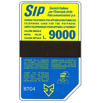 Sip, Sida 3, third group, 8704, L.9000