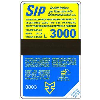 The Phonecard Shop: Sip, Sida 3, third group, 8803, L.3000
