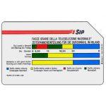 """The Phonecard Shop: Fasce Orarie, Alto Adige, Mantegazza, 31.12.92, """"La carta non è rimborsabile"""", L.10000"""