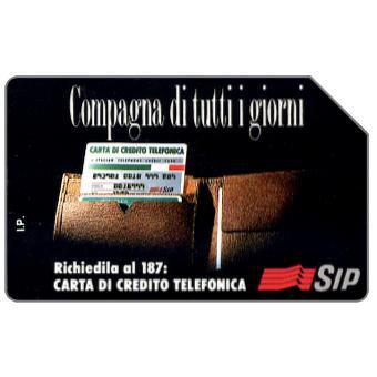 The Phonecard Shop: Compagna di tutti i giorni, Technicard/Polaroid, 30.06.94, L.5000