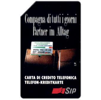 The Phonecard Shop: Compagna di tutti i giorni, Alto Adige, Mantegazza, 31.12.94, L.2000