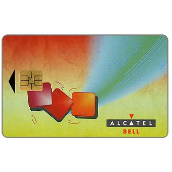 Phonecard for sale: Alcatel Bell field trial, 20 units