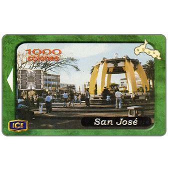 San José, 1000 colones
