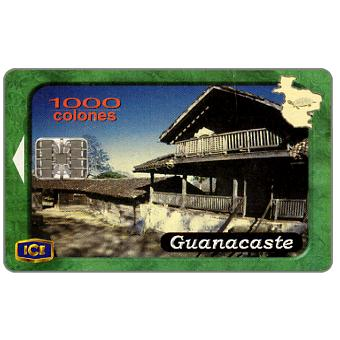 Phonecard for sale: Guanacaste, 1000 colones