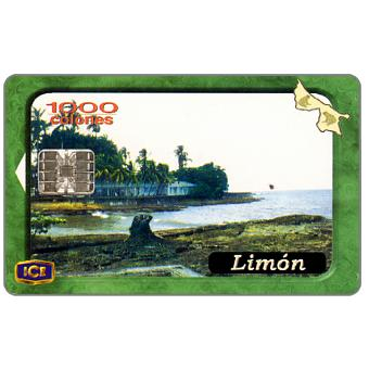 Phonecard for sale: Limon, 1000 colones