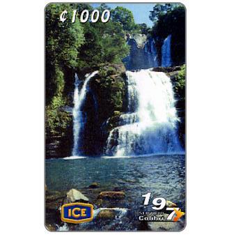 Waterfalls of Nauyaca, 1000 colones