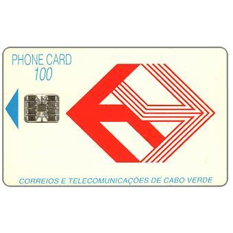 CTT red logo, 100 units