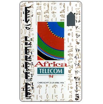 Africa Telecom 1994, L.E.15