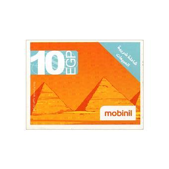MobiNil - Pyramids, 10 EGP