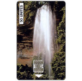 Waterfall, 50 units