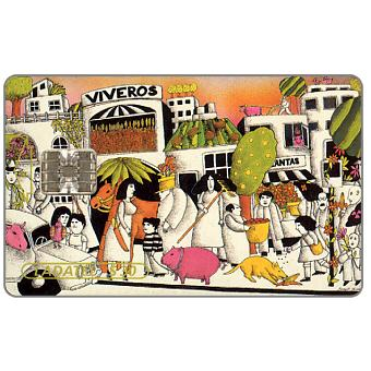 Ladatel, Illustrations, Viveros, $30
