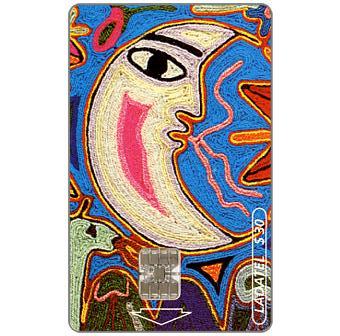 Ladatel, Mexican Richness, Tabla Huichola, $30