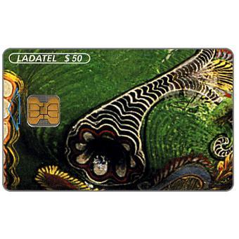 Ladatel, Mexican Richness, Figuras de Papel, $50
