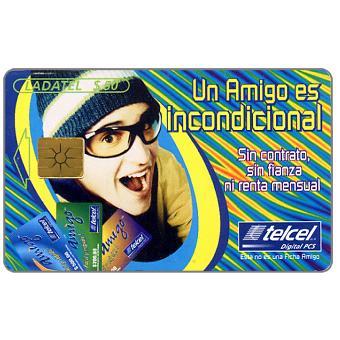 Ladatel, Telcel, $50